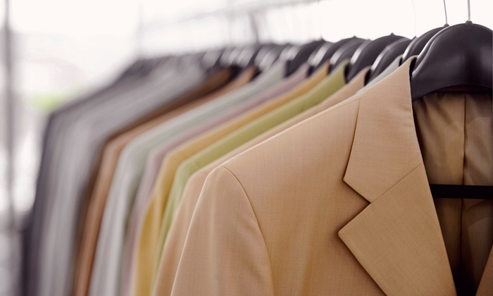 50% Off Door To Door Dry Cleaning