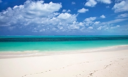 Groupon Deal: 4-, 5-, 6-, or 7-Night Stay for Two at One on Marlin in Turks and Caicos. Combine Up to 14 Nights.