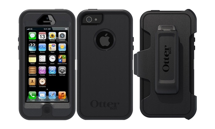 otterbox defender iphone 5 otterbox iphone 5 5s groupon goods 15802