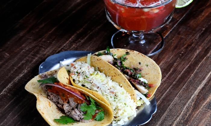 El Big Bad - Houston: Mexican Cuisine for Lunch, Dinner, or Sunday Brunch at El Big Bad (Up to 36% Off)