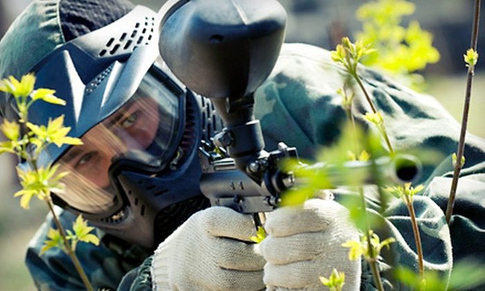 North East Adventure Paintball - 5, North East: Day of Paintball with Equipment Rental for One, Two, Four, or Six at North East Adventure Paintball (Up to 71% Off)
