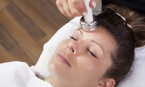 Bliss Chakra Spa: Microdermabrasion Peel from Bliss Chakra Spa (55% Off)