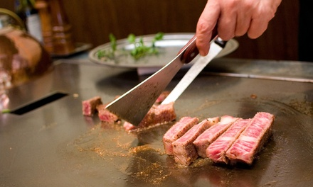 Hibachi Cuisine and Sushi for Two or More at Kumo Japanese Steak House & Sushi (33% Off)