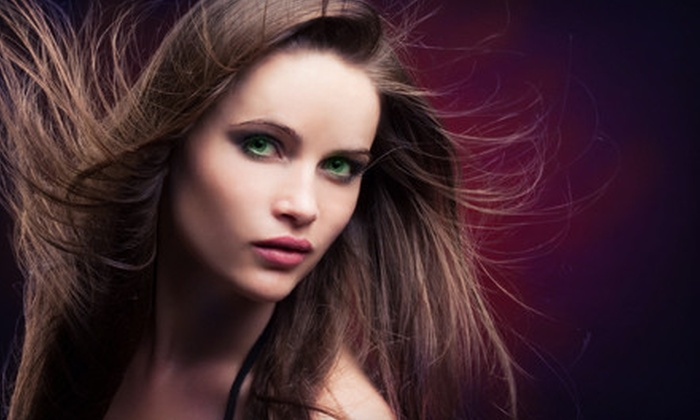 Salon Serenity - Kannapolis: Red Carpet Blow-Dry Treatment or Haircut, Highlights, and Style at Salon Serenity (54% Off)