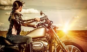 Fahrschule Neukölln Verkehrspropheten: Wertgutschein anrechenbar auf Motorrad-Führerschein-Ausbildung (Klasse A) bei Fahrschule Neukölln Verkehrspropheten