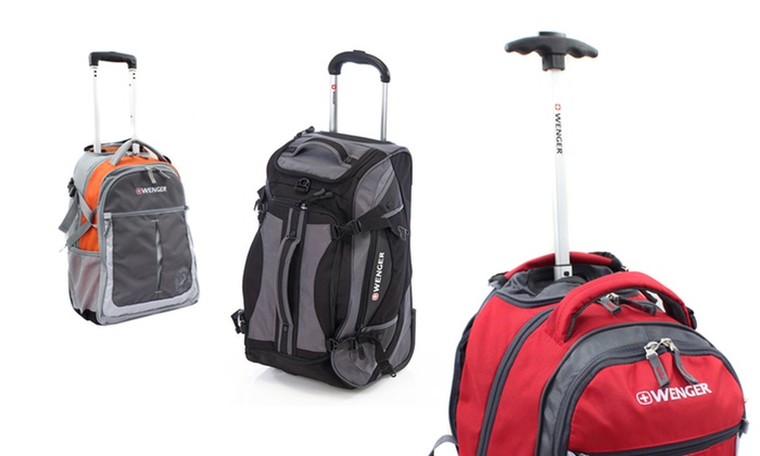 Wenger SwissGear Carry-On Bags | Groupon Goods