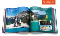 GROUPON: Up to 67% Off a Shutterfly Photo Book Shutterfly