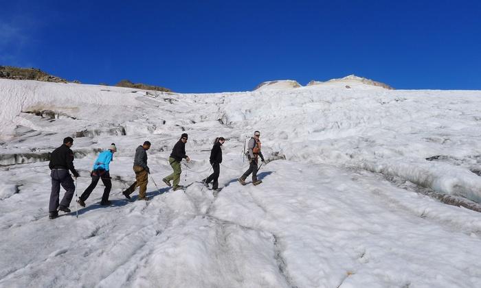 Backcountry Adventure Guides - Mt Baker Ranger Station: $99 for Glacier Trekking from Backcountry Adventure Guides ($200 Value)