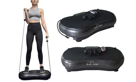 Rock Solid Whole-Body Vibration Fitness Machine ef7fe264-9d72-11e7-b8ce-00259069d868