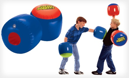 Two Pairs Of Socker Boppers Groupon Goods