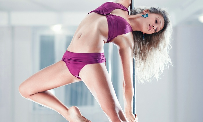 Intrigue Fitness - Lake in the Hills: $15 for a One-Hour Intro to Pole-Dancing Class at Intrigue Fitness ($30 Value)