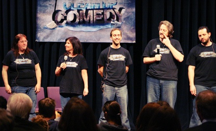 Clean Up Comedy on Friday March 16, April 20, May 18, June 15, or July 20 at 7:30PM: Priority Seating for 2 - Clean Up Comedy in Newbury Park