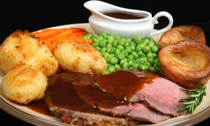 The Lowther: Sunday Carvery for One, Two or Four at The Lowther