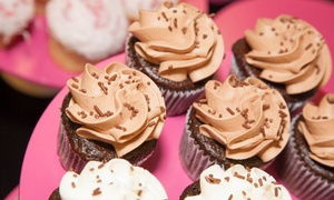 Wanna Cupcake?: $25 for One Dozen Classic Cupcakes and $10 Gift Card at Wanna Cupcake? ($40 Value)