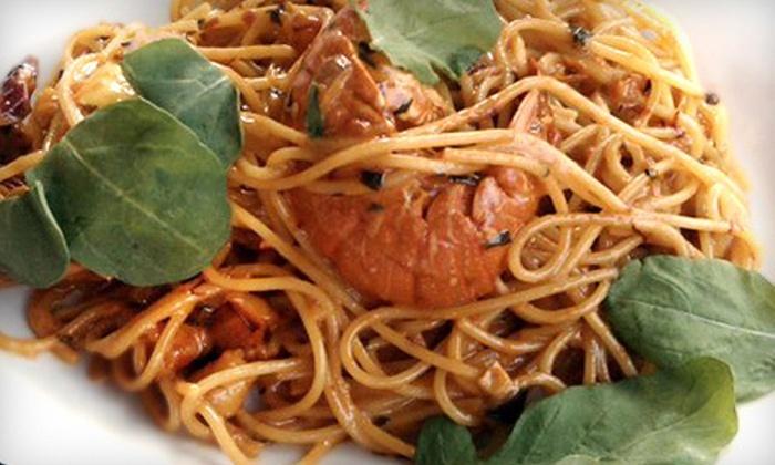 Firenze Ristorante Italiano - Crossroads: $20 for $40 Worth of Italian Food at Firenze Ristorante Italiano