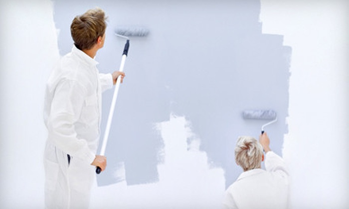 1-888-WOW-1DAY! - Toronto (GTA): Seven Hours of Painting with One or Two Professional Painters from 1-888-WOW-1DAY! Painting (Up to US$699 Value)