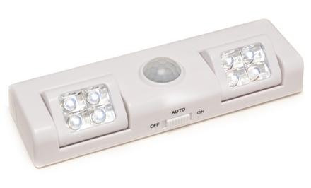 Wireless Motion-Sensor Under-Cabinet LED Light