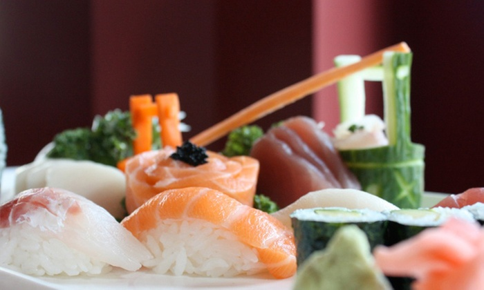 Ronin Asian Bistro and Sushi Bar - Tuttle: $11 for $20 Worth of Asian Fusion, Sushi, and Drinks at Ronin Asian Bistro and Sushi Bar