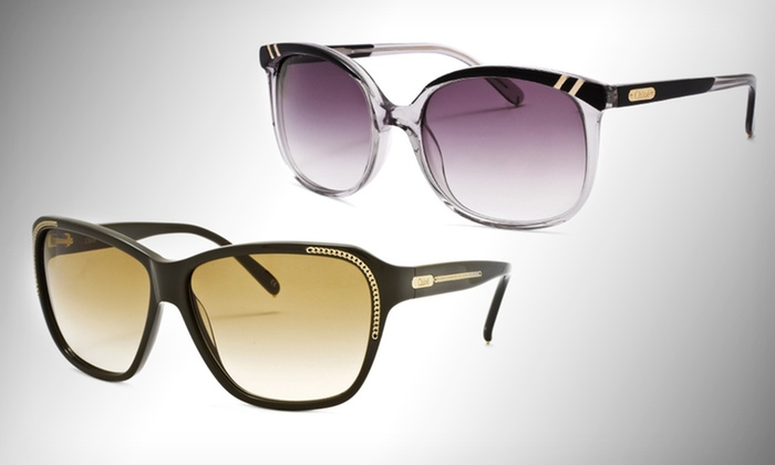 Chloé Sunglasses: $79.99 for One Pair of Chloé Sunglasses (Up to $425 List Price). 18 Options Available. Free Shipping and Free Returns.