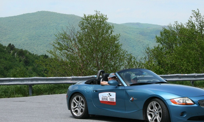 Country Driving Tours of Vermont - Bristol: $175 for a Driving Tour with a Picnic for Two from Country Driving Tours of Vermont ($350 Value)
