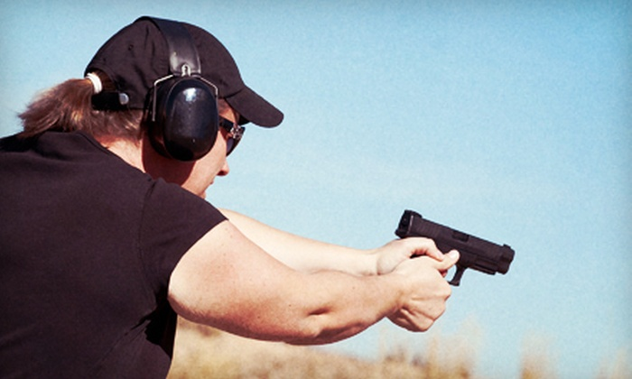 New Jersey Firearms Academy - Greenville: $85 for an Intro to Handgun Shooting Course at New Jersey Firearms Academy ($175 Value)