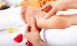 Forme & Massages*: 1 ou 3 séances de 30 minutes de réflexologie plantaire dès 12 € chez Forme & Massages*