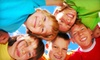 Ultimate Sports America - Oakland: Kids' Football, Baseball, or All-Sports Camp at Ultimate Sports America (Up to 59% Off). Five Options Available.