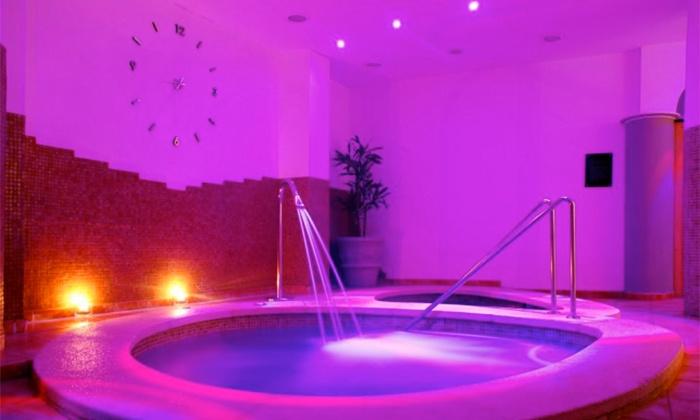 Nautre Urban - Palma de Mallorca: Circuito termal con masaje para dos por 29 €