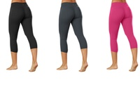 GROUPON: Balance Dry-Wik Leggings Balance Dry-Wik Leggings