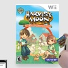 """Harvest Moon: Tree of Tranquility for Nintendo Wii with 12"""" Plush Cow"""