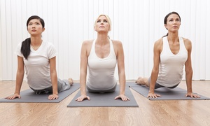 Up to 83% Off Classes at Essential Yoga at Essential Yoga, plus 6.0% Cash Back from Ebates.
