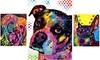 "23""x18"" Dean Russo Pet Art Print"