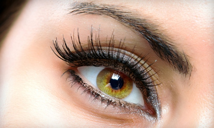 Pigmenta Permanent Cosmetics - Back Bay: Cluster Lashes, Lash Perm, or Full Eyelash Extensions at Pigmenta Permanent Cosmetics (Up to 56% Off)