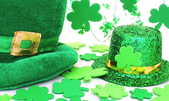 """""""The Wake of Matty O'Malley"""" - The Chez Josef: Chez Josef's St. Patrick's Day Celebration with Irish Dinner and Comedy, Friday, March 13 (Up to 42% Off)"""