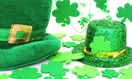 Chez Josef's St. Patrick's Day Celebration with Irish Dinner and Comedy, Friday, March 13 (Up to 42% Off)