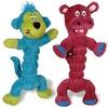 Charming Pets Corduroy Zonker Dog Toy