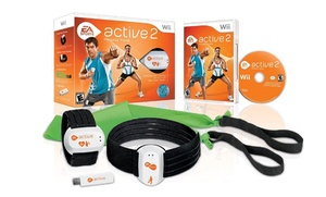 EA Sports Active 2 Bundle for Wii