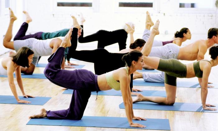 StillPoint Yoga Studio - Blairstown: 10 or 20 Yoga Classes at StillPoint Yoga Studio (Up to 59% Off)