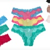 $17.99 for a 3-Pack of Lace Hipster Panties
