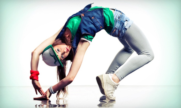 Danceology - Liberty Village: $19 for Eight Children's Latin or Hip-Hop Dance Classes at Danceology ($96 Value)