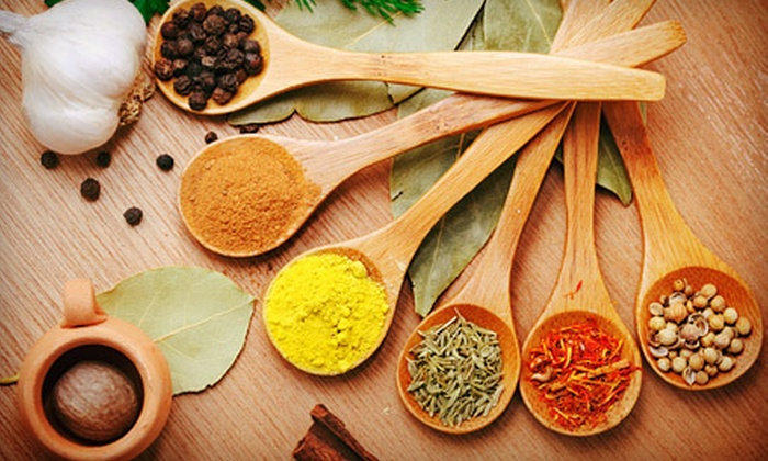 Gourmet Spice Kitchen: $10 for $20 Worth of Spices and Seasonings from Gourmet Spice Kitchen