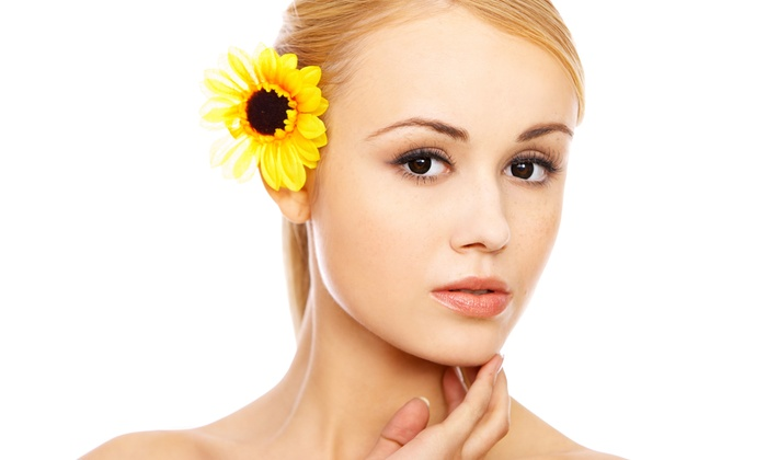 Aesthetics by Connie - Fairfax: $79 for Microdermabrasion with Deep-Pore Cleansing Facial at Aesthetics by Connie ($180 Value)