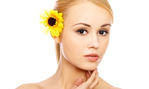 Aesthetics by Connie: $79 for Microdermabrasion with Deep-Pore Cleansing Facial at Aesthetics by Connie ($180 Value)