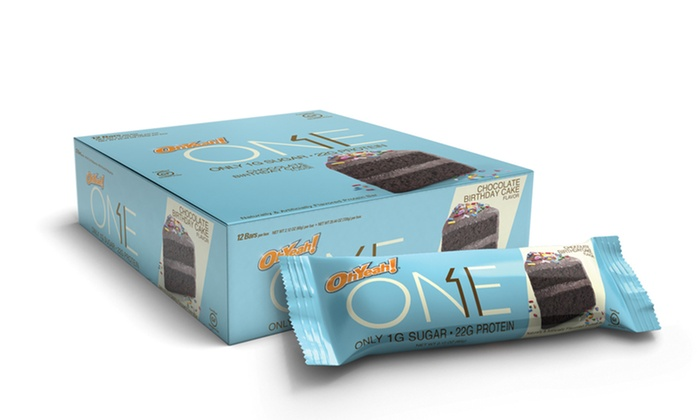ONE Protein Bars 12Ct
