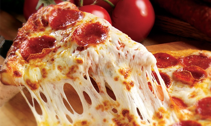 Marco's Pizza - Multiple Locations: Pizza with Salad and Soda, or Two Pizzas with Family-Size Salad, Wings, and Pop at Marco's Pizza (Up to 45% Off)