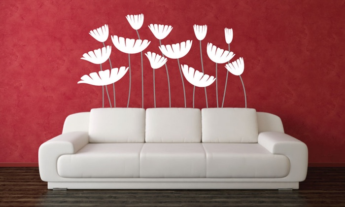 Vinyl Wall Decals: Sissy Little Vinyl Wall Decals (Up to 63% Off). 27 Decals Available.