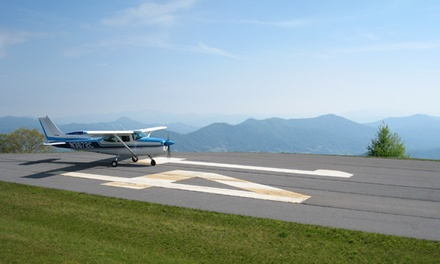 $100 for an Introductory Flight Lesson at Fly Carolina ($199 Value)