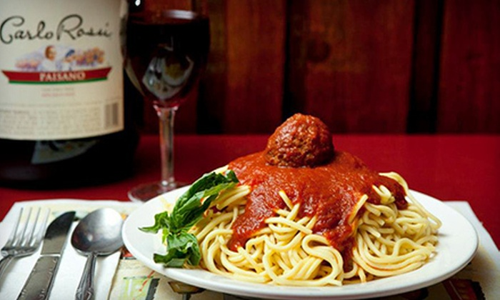 Mrs. Robino's - Hilltop: $15 for $30 Worth of Italian Food and Drinks at Mrs. Robino's