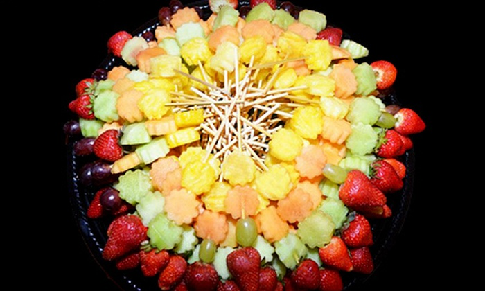 Palaite Pleasures - Bedford - Stuyvesant: $30 for $60 Worth of Edible Creation Gift Baskets from Palaite Pleasures