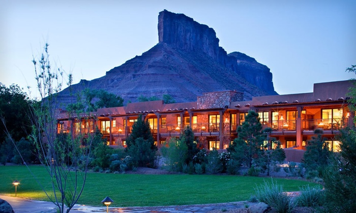 Gateway Canyons Resort - Glade Park-Gateway: One- or Two-Night Stay with Resort Credit at Gateway Canyons Resort in Gateway, CO